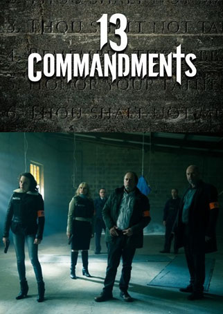 LUK - 13 COMMANDMENTS